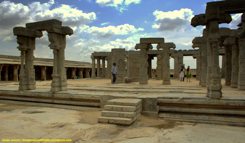 Leepakshi Temple : Famous Temples in South India