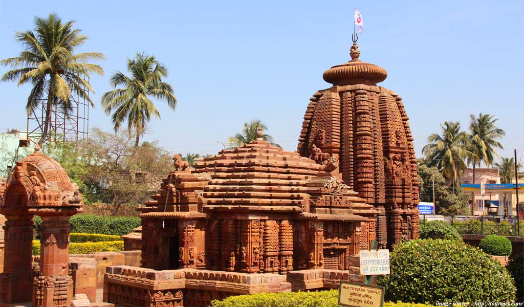 Temples in Bhubaneswar : Mukteshwar Temple