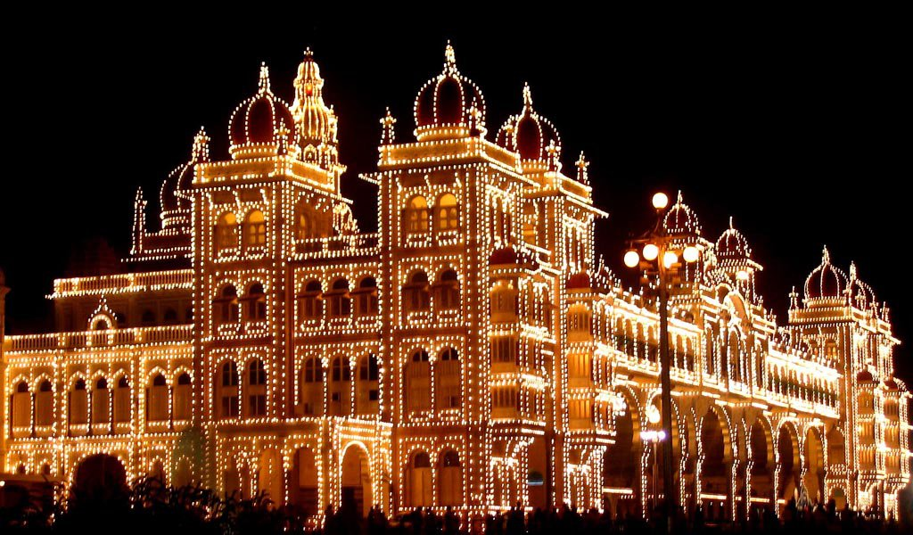 Best Tourist Places In India : Mysore