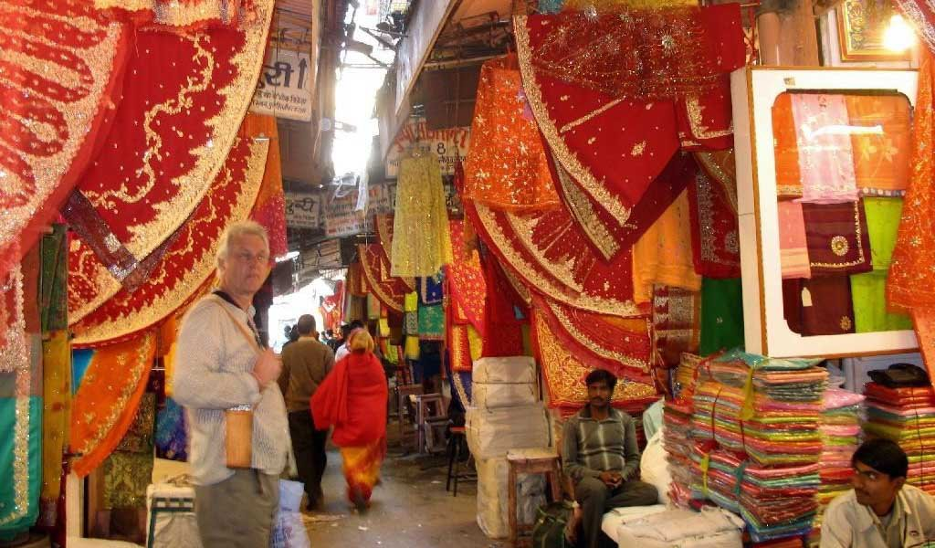 shopping places in jaipur : Nehru bazaar