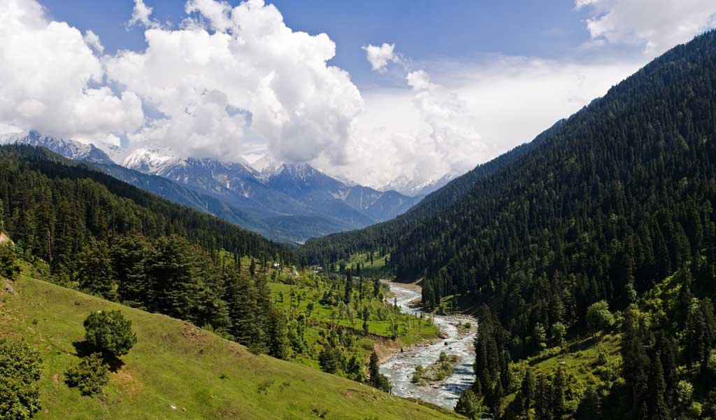 Top 10 Hill Stations In North India : Pahalgam, Srinagar