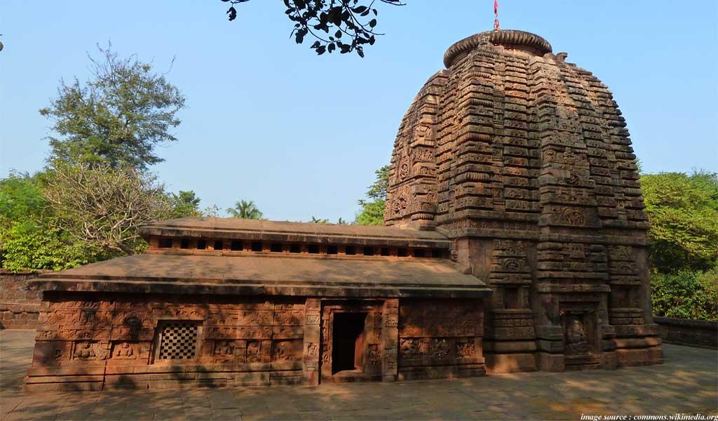 Temples in Bhubaneswar : Parshurameshwar Temple
