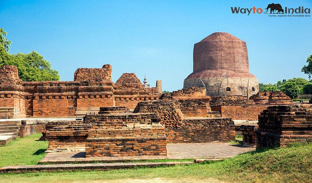 Stupa at Sarnath : Must do things in Varanasi
