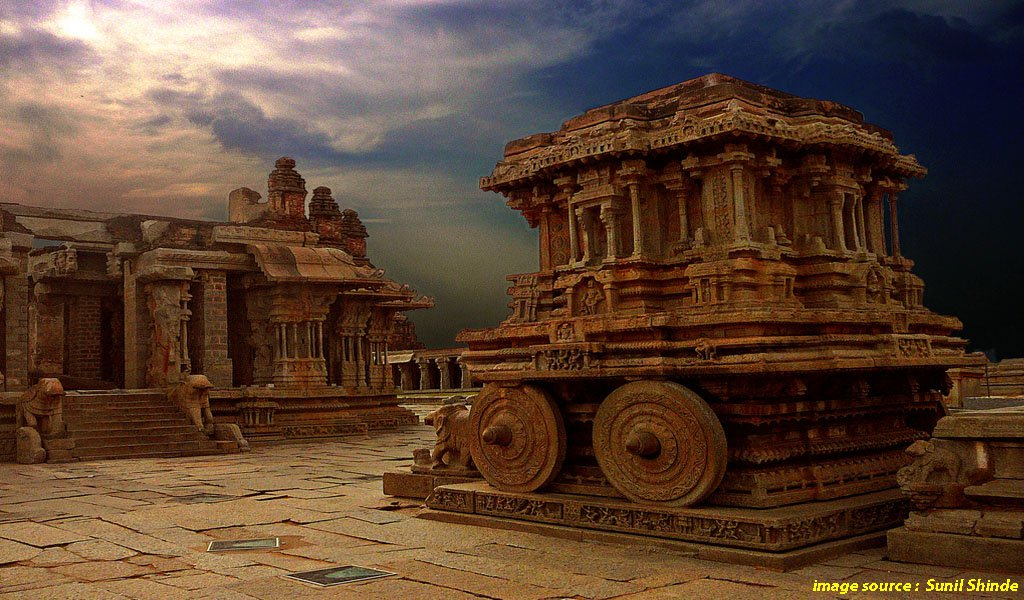travel guide to hampi