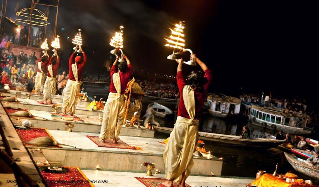 varanasi : best places to visit in november in india