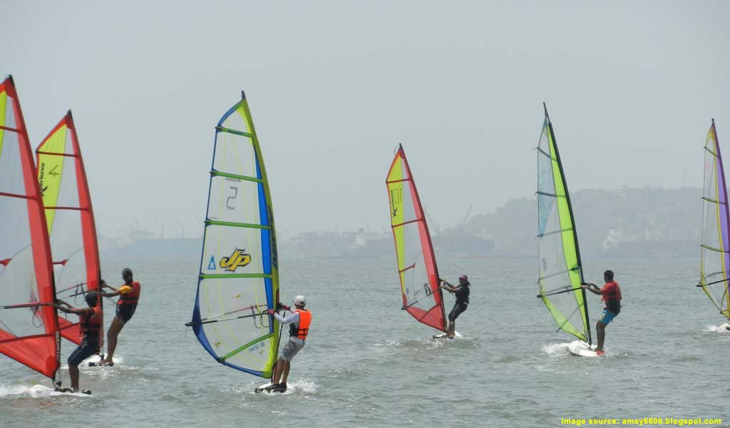 watersports in goa