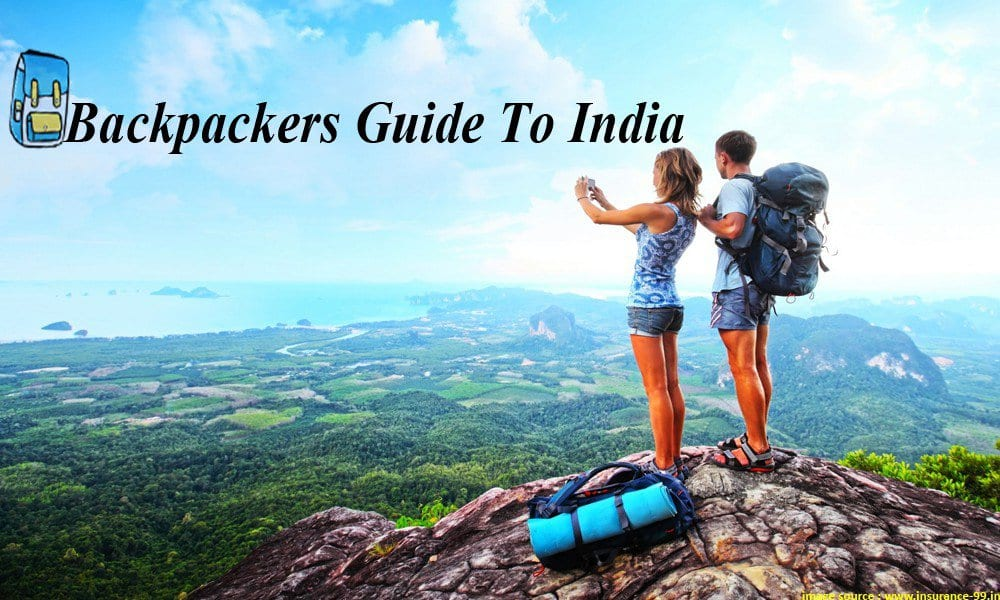 backpackers guide to india